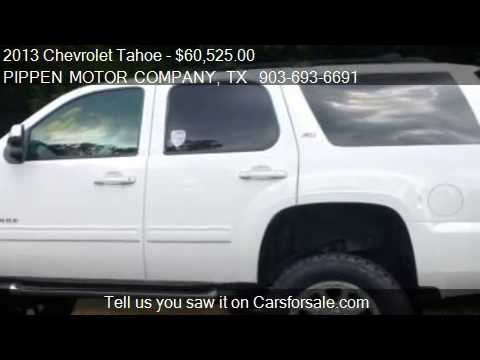 2013 Chevrolet Tahoe LT - for sale in Carthage, TX 75633