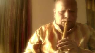 chupke chupke rat din aansoo bahana yad hai- nikah- on flute kkbhatnagar