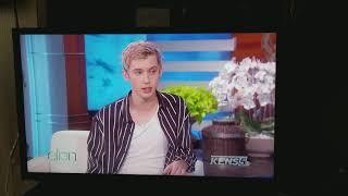 Download Lagu Troye Sivan on Ellen part 2/2 Gratis STAFABAND