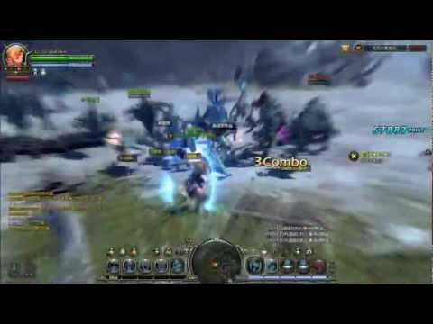 Dragon Nest Tempest Skill Preview Lv50
