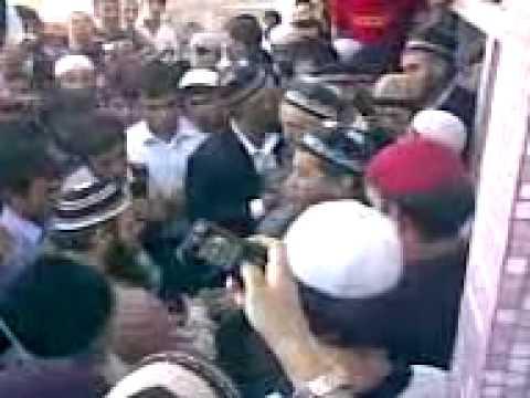 Салафитиы в Мечете Душанбе