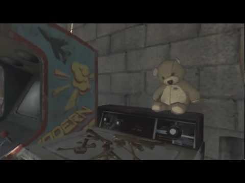 Teddy Bears on Village   MW3 Hidden Easter Eggs