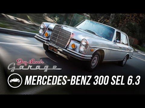 1972 Mercedes-Benz 300 SEL 6.3 - Jay Leno's Garage