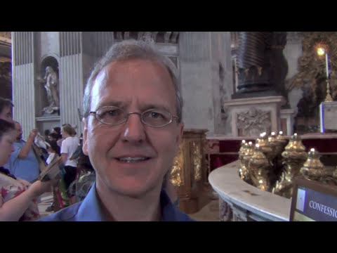 The Vatican, Peter, and 'Satan's Throne'