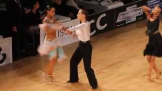 Copenhagen Open 2015 / Junior 2 Combi Final - Latin