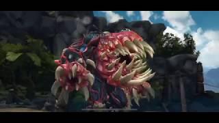 Howard the Venom vs RoL Vision