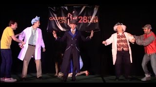 ENTIRE SHOW- Doctor Who IDIOT'S LANTERN 2017 Sketch Comedy at Gallifrey One