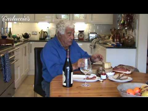 At Home with Antonio Carluccio - a plate of antipasti