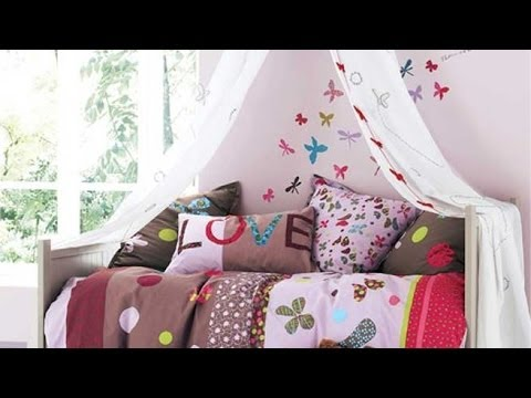 d corer la chambre d 39 une fille de 12 ans youtube. Black Bedroom Furniture Sets. Home Design Ideas