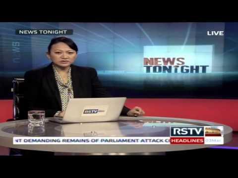 English News Bulletin - Mar 03, 2015 (9 pm)