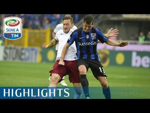 Atalanta - Roma 3-3 - Highlights - Giornata 33 - Serie A TIM 2015/16
