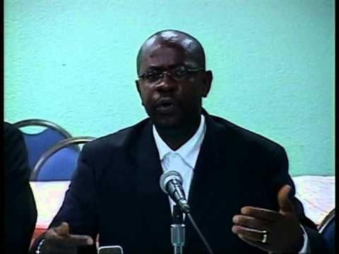 Part 4 - Grenada Media questions Finance Minister Nazim Burke about Sewang One World Affair