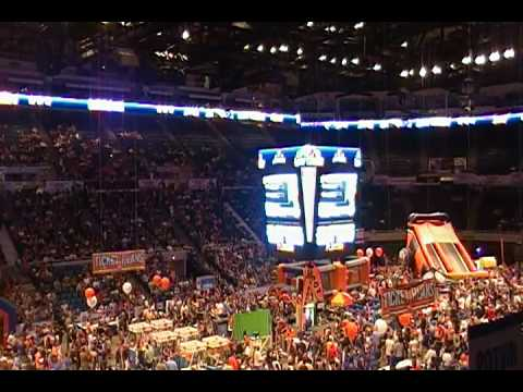New York Islanders 2012 Draft Party, Announcement of Trade For Ducks' Lubomir Visnovsky