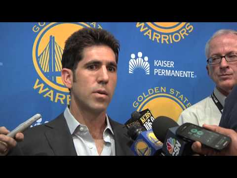 Season Wrap-Up: Bob Myers - Part 2