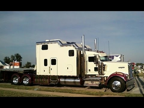 Exceptionally BIG KW ~ T600 With Big 191' Sleeper A Custom ...