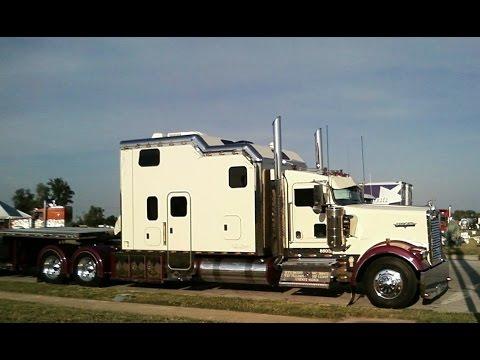 Custom Big Truck Sleepers Collection YouTube