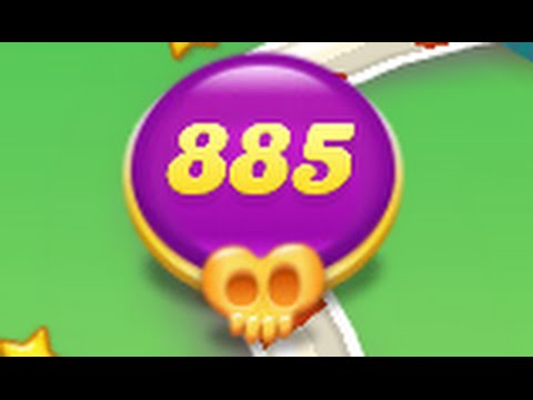 Candy Crush Soda Saga Level 885 NO BOOSTERS