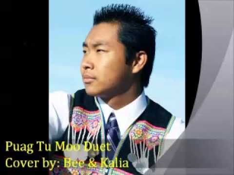 Puag Tu Moo Duet Cover By Kalia & Bee.mp4 video
