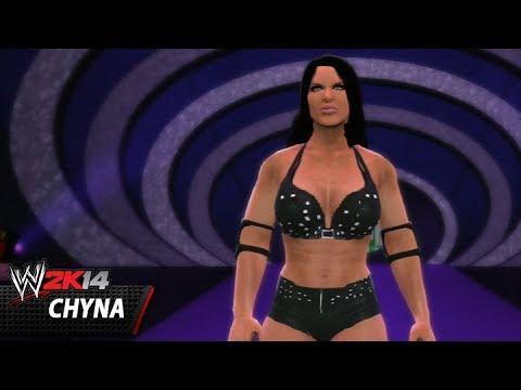 WWE 2K14 Community Showcase: Chyna (PlayStation 3)