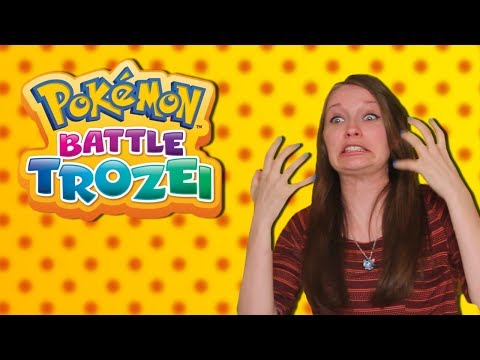 Pokemon Battle Trozei - Hot Pepper Game Review ft. PokeKellz