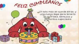Tarjetas De Cumpleaños -  Feliz Cumpleaños  - Frases De Feliz Cumpleaños Para Un Hermano