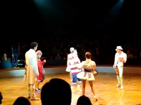 Big Apple Circus - Dance ON 2010: NYC Single Mom