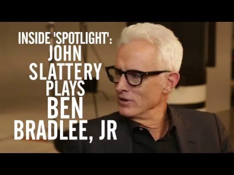 'Spotlight' Star John Slattery Saw Hints of Sexual Abuse in Catholic Church as Child
