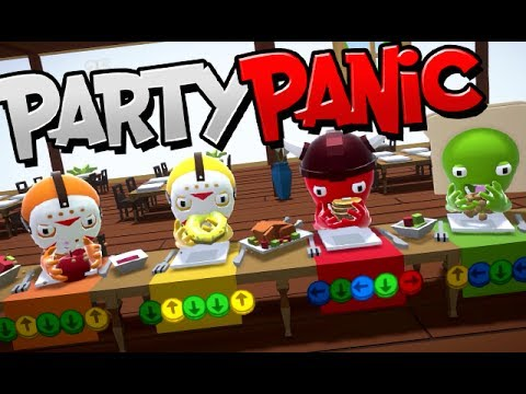 PARTY PANIC - Food Fight - Part 28