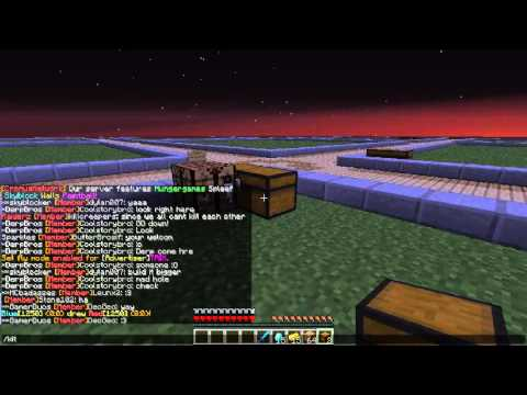 Cronuscraft Cracked 1.5.1 Minecraft Server [Skyblock] [24/7] [Nolag] [HungerGame