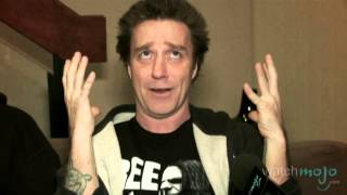 GWAR (DAVE BROCKIE) interview