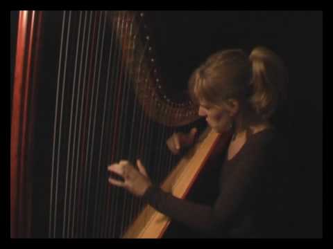 just passing by..harp music harpist anne vanschothorst – harp and soul