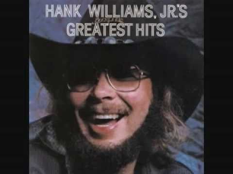 Hank Williams Jr. - All My Rowdy Friends (have Settled Down)