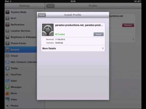 How To Install Siri ( Spire ) On iPad 2 ( Voice Tutorial )