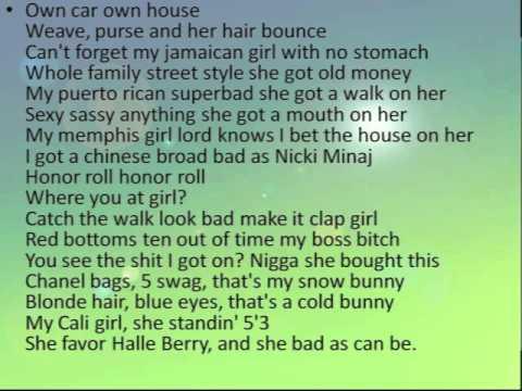 Lil Boosie  Grade A lyrics