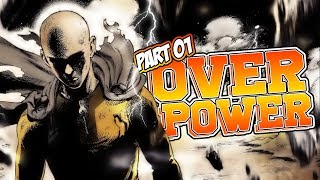 10 Karakter Anime Paling Overpower - Part 01