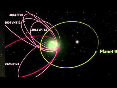 Astronomer claims Neptune sized 'Planet X' DOES exist