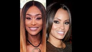 Basketball Wives Tami Roman truthful with Jackie telling her that Evelyn Lozada said to her