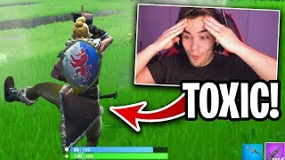 spectating the most TOXIC SQUAD... (they L danced on EVERYONE!)