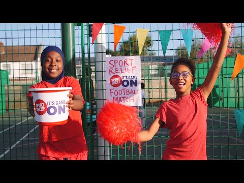 It's Game On - Sport Relief 2020 Schools' Song from Out of the Ark Music