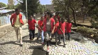 Abet ft  Haile Roots   Ethiopia's First Girl Band DireTube Video by Yegna