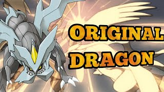 Pokemon Theory - Why Can't Kyurem Become The Original Dragon?