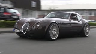 Wiesmann MF4 GT V8 by Lector: Loud sounds!