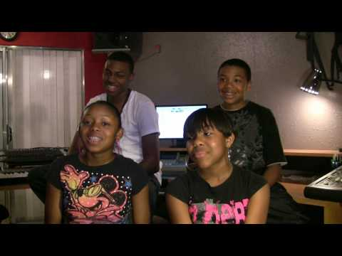James Ross @ The Walls Group - (These Kids Can Sing)!!! Interview