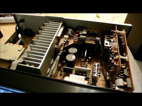 Onkyo Receiver TX-SV313PRO repair