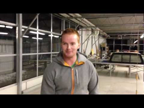 4th Video in Greenhouse Gym Series with Mark Freeman 408 - Mar 15, 2013