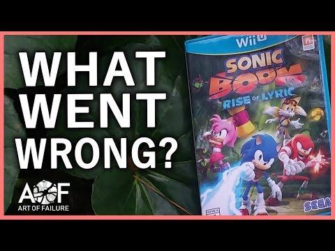 Sonic Boom's Disastrous Development   The Art of Failure