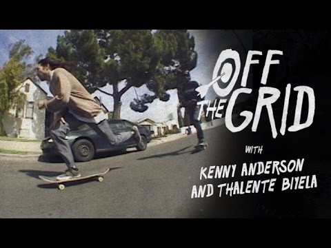 Kenny Anderson and Thalente Biyela - Off The Grid
