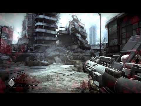 RAGE Gameplay Trailer - Dead City