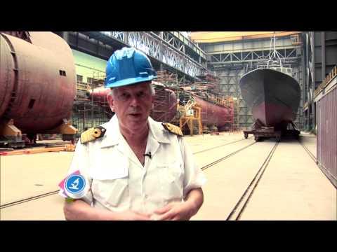 Científicos Industria Argentina - Submarino San Juan - 14-06-14
