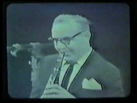 Benny Goodman 1967 #2- Rose Room